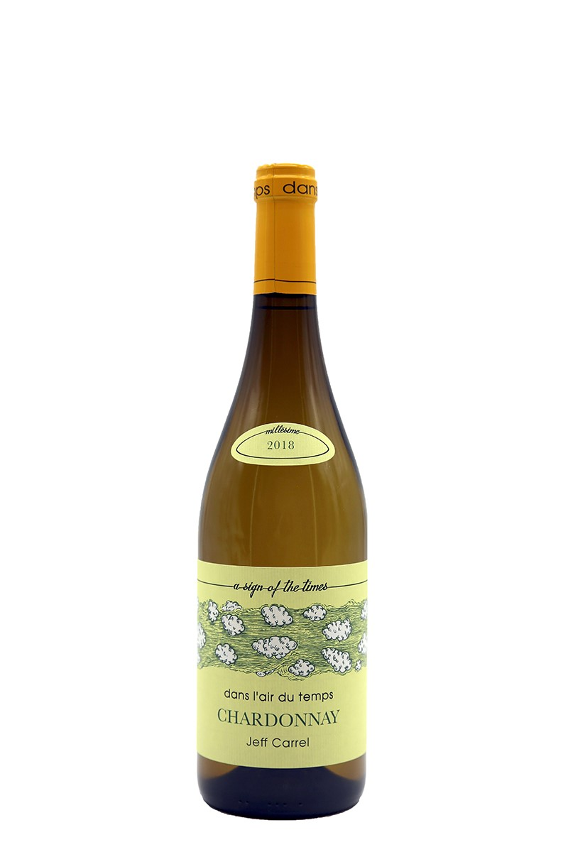 Dans l'Air Du Temps Chardonnay By Jeff Carrel