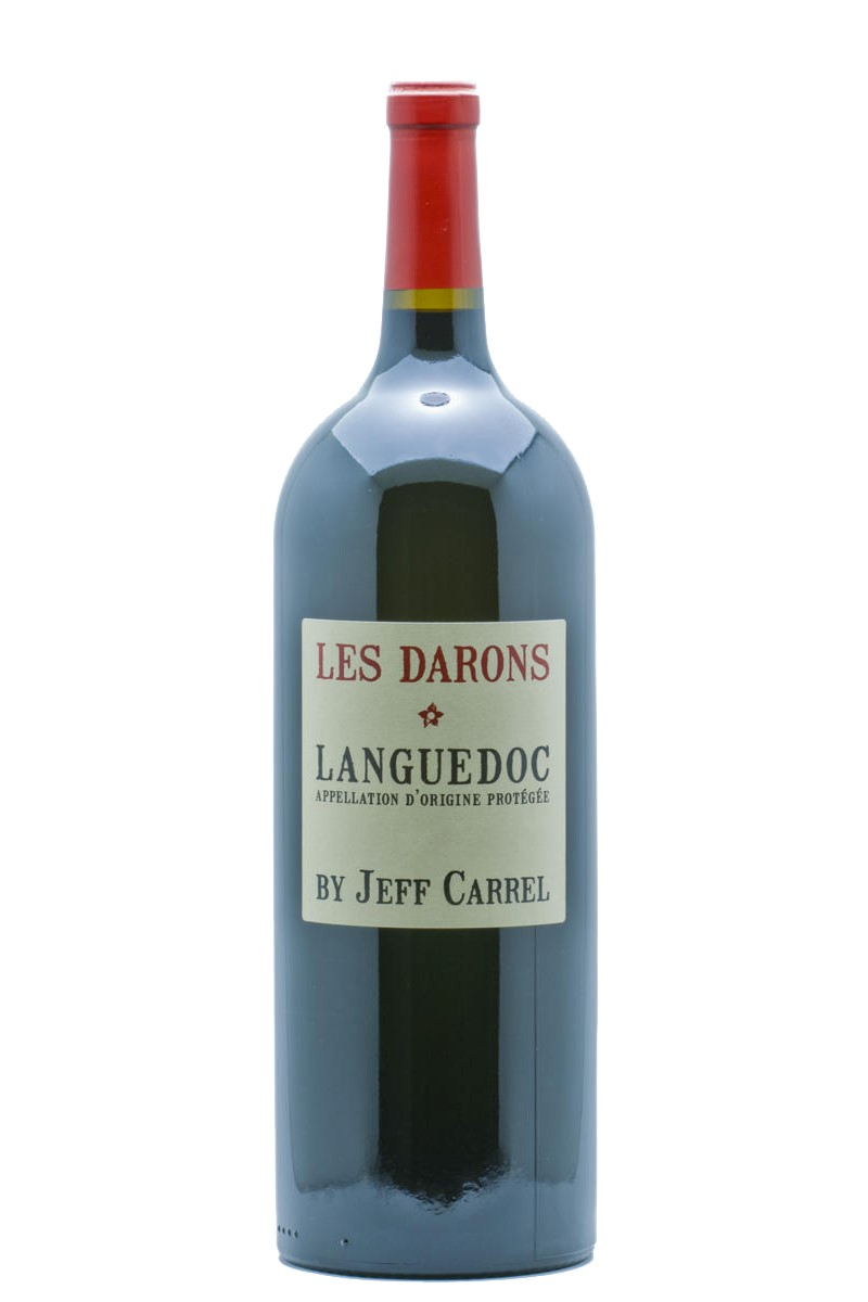 Les Darons by Jeff Carrel Rouge Magnum